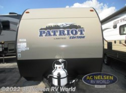 New 2017  Forest River Cherokee Wolf Pup 17RP by Forest River from AC Nelsen RV World in Shakopee, MN