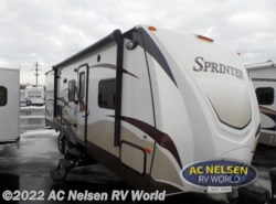 Used 2013  Keystone Sprinter 266RBS