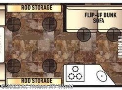 New 2017  Forest River Cherokee Ice Cave 16GR by Forest River from AC Nelsen RV World in Shakopee, MN
