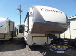 New 2018 Forest River Cardinal 3350RL available in Shakopee, Minnesota