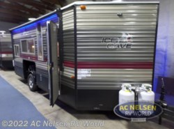 New 2018 Forest River Cherokee Ice Cave 17BB available in Shakopee, Minnesota