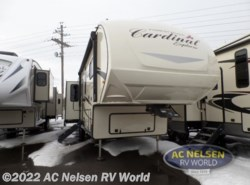 New 2018 Forest River Cardinal Explorer 322DS available in Shakopee, Minnesota