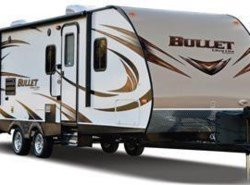 Used 2015  Keystone Bullet 251RBS by Keystone from Best Value RV in Krum, TX