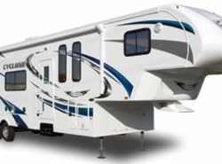 Used 2012  Heartland RV Cyclone 3950 by Heartland RV from Best Value RV in Krum, TX