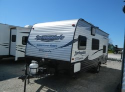 Used 2017  Keystone Springdale Summerland MS1800 Bunkhouse by Keystone from Best Value RV in Krum, TX