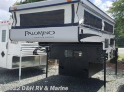New 2017  Palomino Backpack SS550 w/Power Jack, AC, Power Lift by Palomino from D&H RV Center in Apex, NC
