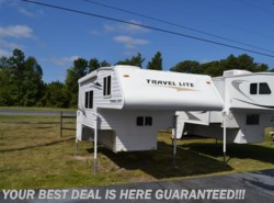 Used 2007  Travel Lite Truck Campers 890SBRX by Travel Lite from Delmarva RV Center in Seaford in Seaford, DE