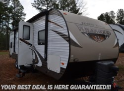 Used 2016  Forest River Wildwood 30QBSS by Forest River from Delmarva RV Center in Seaford in Seaford, DE