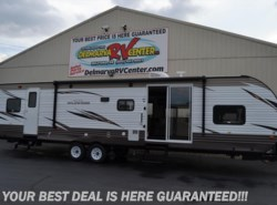 New 2019 Forest River Wildwood 36BHBS available in Seaford, Delaware
