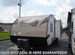 New 2016  Forest River Wildwood X-Lite 281QBXL by Forest River from Delmarva RV Center in Seaford in Seaford, DE