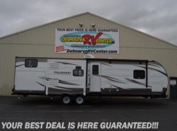 New 2017  Forest River Wildwood 31BKIS by Forest River from Delmarva RV Center in Seaford in Seaford, DE