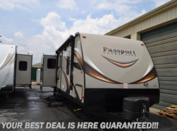 New 2016  Keystone Passport Ultra Lite Elite 31RE
