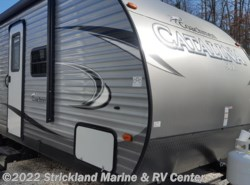 New 2017  Coachmen Catalina SBX 261RKS by Coachmen from Strickland Marine & RV Center in Seneca, SC