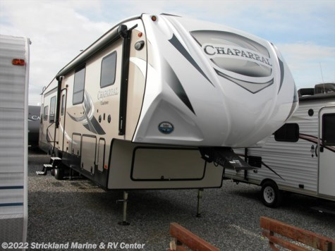 2017 Coachmen Chaparral 392MBL
