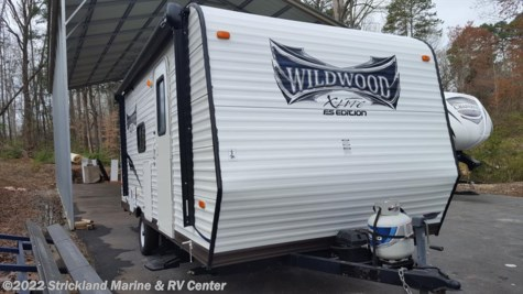 2014 Forest River Wildwood X-Lite 195BH