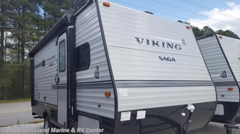 2018 Coachmen Viking Saga 17SBH