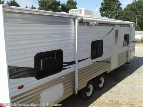 2008 Forest River Grey Wolf 26BH