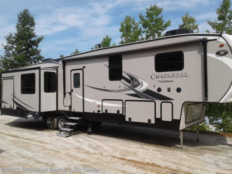 2019 Coachmen Chaparral 391QSMB