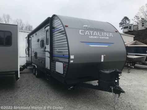 2019 Coachmen Catalina Legacy Edition 273BHSCK
