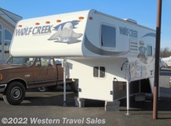 Used 2012  Northwood Wolf Creek 816 by Northwood from Western Travel Sales in Lynden, WA