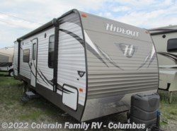 Used 2015  Keystone Hideout 260LHS by Keystone from Colerain RV of Columbus in Delaware, OH
