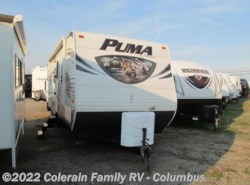 Used 2013  Palomino Puma 28-DSBS by Palomino from Colerain RV of Columbus in Delaware, OH