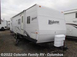 Used 2008  Keystone Hideout 31BHS by Keystone from Colerain RV of Columbus in Delaware, OH