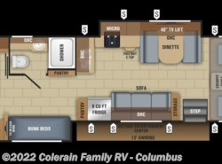 New 2018 Jayco Alante 31R available in Delaware, Ohio