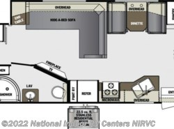 New 2017  Forest River Georgetown 335DSF by Forest River from National Indoor RV Centers in Lilburn, GA