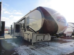 New 2017  Forest River Sandpiper 389RD by Forest River from First Choice RVs in Rock Springs, WY