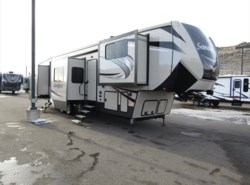 New 2018 Forest River Sandpiper 38FKOK available in Mills, Wyoming