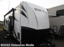 New 2017  Forest River Work and Play FRP Series 28FBW by Forest River from U-Neek RV Center in Kelso, WA