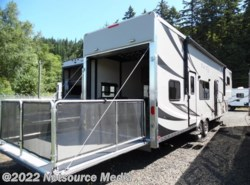 New 2017  Forest River Work and Play Fifth Wheels Series 38FCR by Forest River from U-Neek RV Center in Kelso, WA