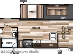New 2017  Forest River Wildwood DLX 39FDEN by Forest River from U-Neek RV Center in Kelso, WA