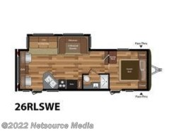 New 2017  Keystone Hideout 26RLSWE by Keystone from U-Neek RV Center in Kelso, WA