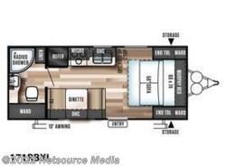 New 2017  Forest River Wildwood X-Lite 171RBXL by Forest River from U-Neek RV Center in Kelso, WA