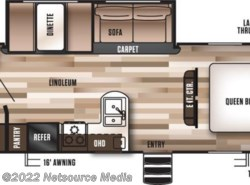 New 2017  Forest River Wildwood T27RBSS by Forest River from U-Neek RV Center in Kelso, WA