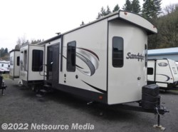 New 2018 Forest River Sandpiper Destination T403RD available in Kelso, Washington