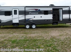 New 2016  Palomino Puma 38PFS by Palomino from Midway Homes & RV in Grand Rapids, MN
