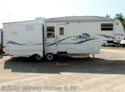Used 2002  Keystone Cougar 286EFS by Keystone from Midway Homes & RV in Grand Rapids, MN