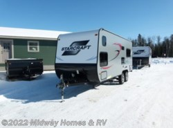 New 2016  Starcraft Launch 19BHS by Starcraft from Midway Homes & RV in Grand Rapids, MN
