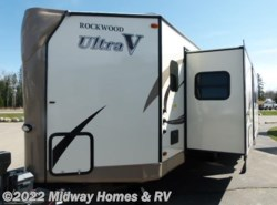 New 2017  Forest River Rockwood Mini Lite RLT2715VS by Forest River from Midway Homes & RV in Grand Rapids, MN