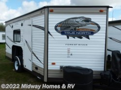 New 2016  Forest River Wildwood True North Ice Lodge WDT8X18FKV by Forest River from Midway Homes & RV in Grand Rapids, MN