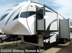 New 2017  Coachmen Chaparral CHF360IBL by Coachmen from Midway Homes & RV in Grand Rapids, MN
