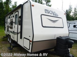 Used 2016  Forest River Flagstaff Micro Lite 25DKS by Forest River from Midway Homes & RV in Grand Rapids, MN