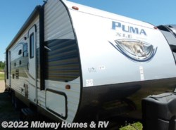 New 2017  Palomino Puma 29FQC by Palomino from Midway Homes & RV in Grand Rapids, MN