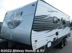 New 2017  Palomino Puma XLE 21TUC by Palomino from Midway Homes & RV in Grand Rapids, MN