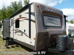 Used 2015  Forest River Rockwood Signature Ultra Lite 8293IKRBS by Forest River from Midway Homes & RV in Grand Rapids, MN