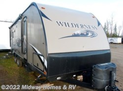 Used 2015  Heartland RV Wilderness WD 2750RL by Heartland RV from Midway Homes & RV in Grand Rapids, MN