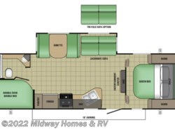 New 2018  Starcraft AR-ONE MAXX 26BHS by Starcraft from Midway Homes & RV in Grand Rapids, MN